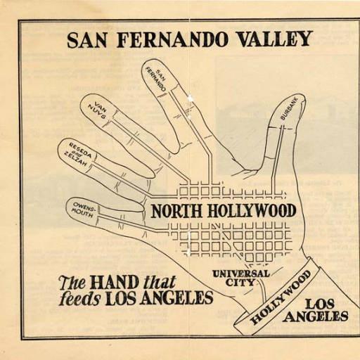 San Fernando Valley: The Hand that Feeds LA, circa 1920s :: San Fernando Valley History