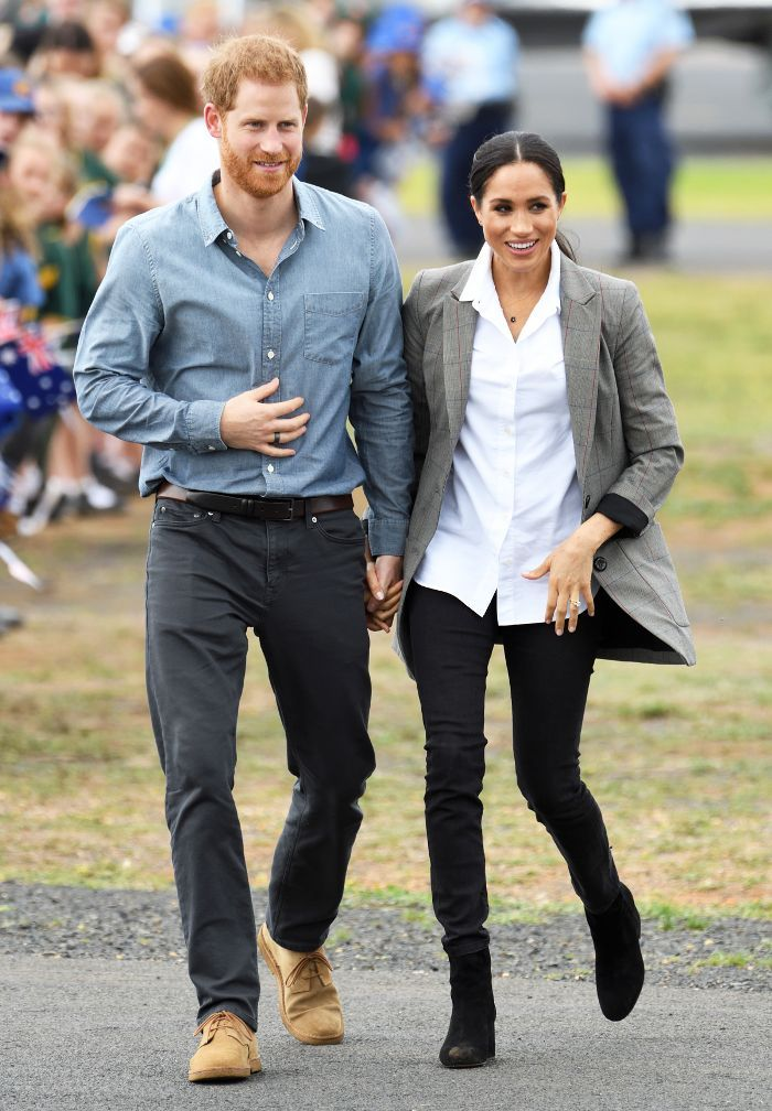 cc0f72c66a3fd Maternity Like a Duchess: What Meghan's Pregnancy Fashion Is All About