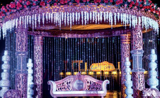 20 Indian Wedding Mandaps #ShaadiMagazine #Mandaps #Dias