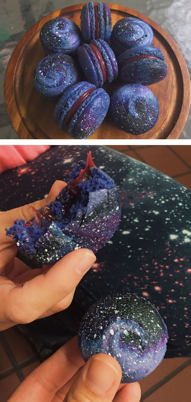 галактические сладости, космические десерты