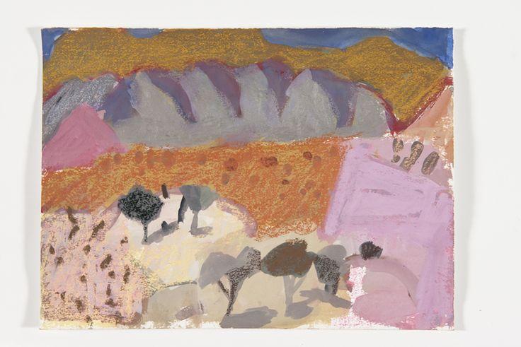 Elisabeth Cummings- The Gammon Ranges
