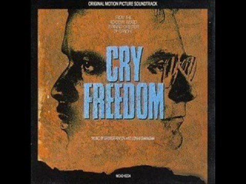 George Fenton and Jonas Gwangwa - Cry Freedom