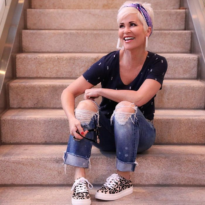 Chic over 50 – a style interview with Shauna