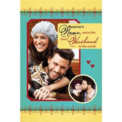 20 Best Sister Brother Personalised Greeting Cards Images On