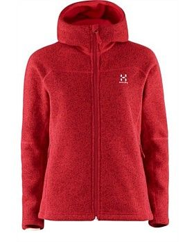 New In - Haglöfs Swook Hood Jacket - Women's