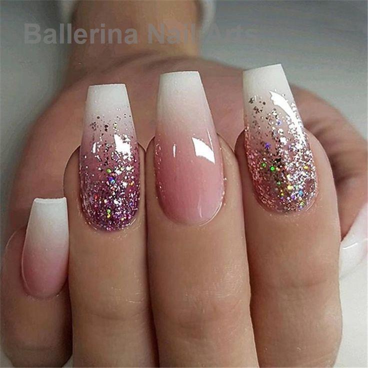 600 teile / beutel Ballerina Nail art … – Diy Ballerina Nails