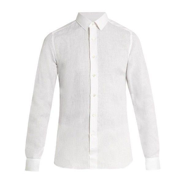 1000 Ideas About Mens Linen Shirts On Pinterest Linen