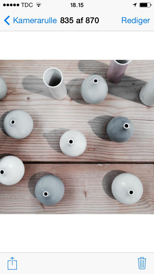 Anne black ceramics - design trade 2014