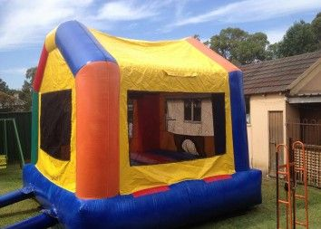The Jumping castles having cartoon characters as a design are very popular among kids @ http://ashjumpingcastles.com.au/castles-for-hire/