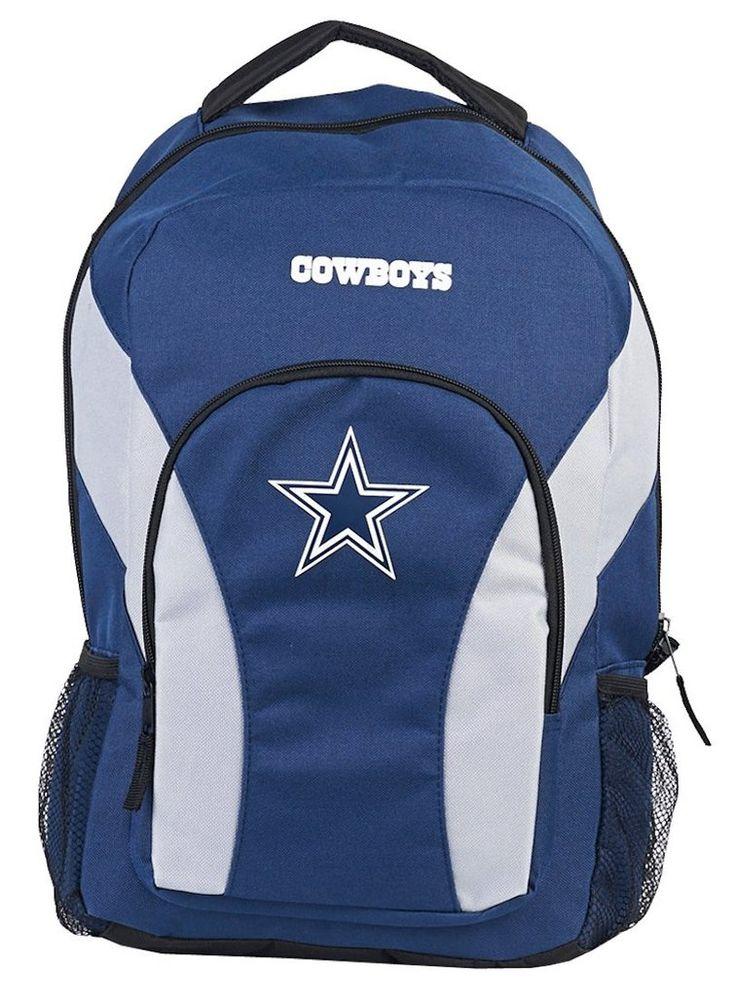 Dallas Cowboys Draft Day Navy Back Pack