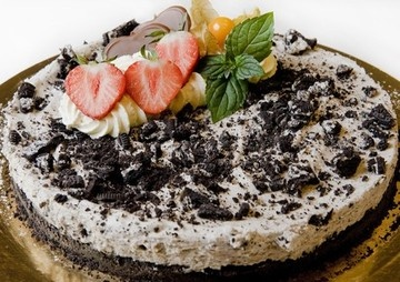 Cookies & cream kake