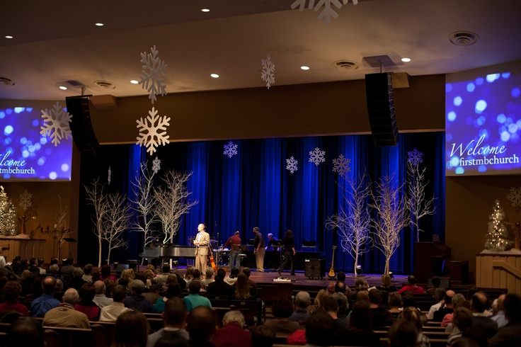 168 Best Churches At Christmas Images On Pinterest