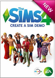 The Sims 4 CAS Demo is available for a few players - I was one of the lucky ones to get this - what FUN!!!