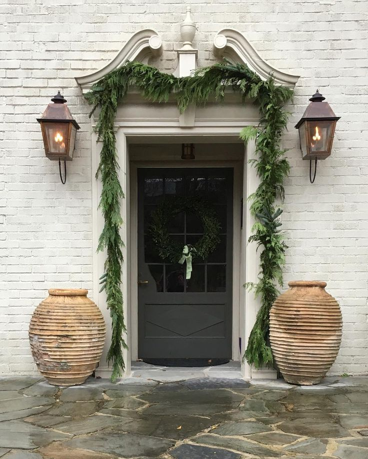 111 Best Front Doors Images On Pinterest Entrance Doors