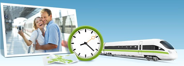 Use the Eurail timetable