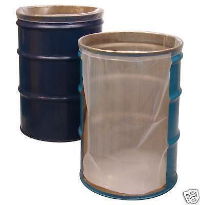 55 Gallon Steel Drums - make great incinerators, trash barrels, and composters