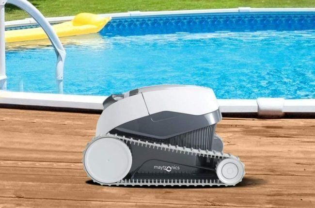 Buyer S Guide The Best Robotic Pool Cleaners Pool Cleaning Best Robotic Pool Cleaner Robotic Pool Cleaner