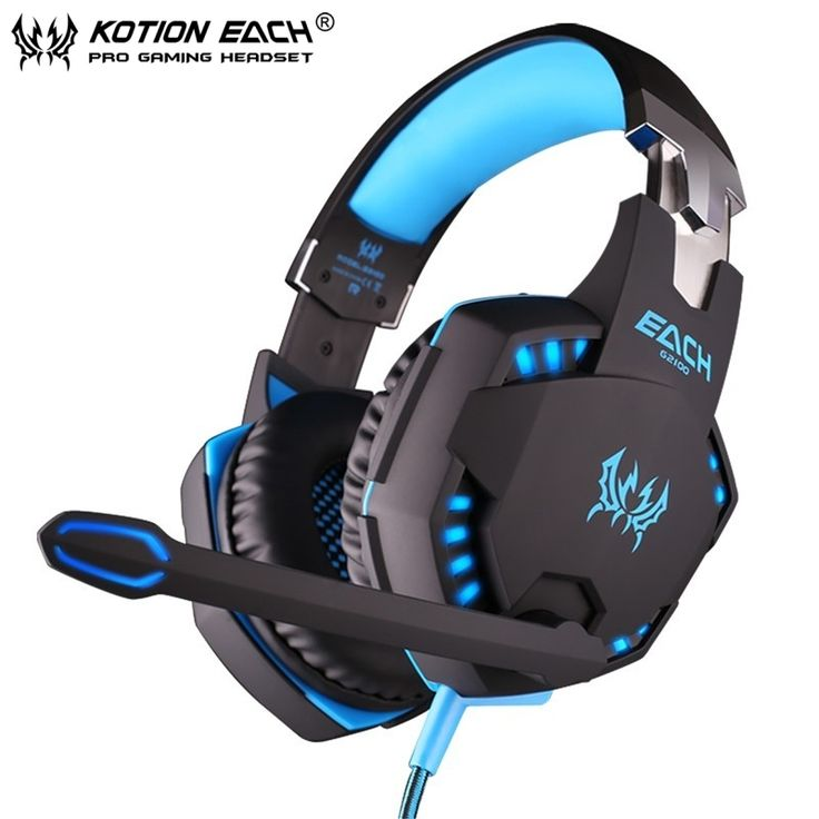 EACH G2100 Blue Vibration Gaming Stereo Bass Headphone Noise Cancellation Headset Headband with Mic LED Light for Computer PC     Tag a friend who would love this!     FREE Shipping Worldwide   http://olx.webdesgincompany.com/    Buy one here---> http://webdesgincompany.com/products/each-g2100-blue-vibration-gaming-stereo-bass-headphone-noise-cancellation-headset-headband-with-mic-led-light-for-computer-pc/