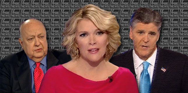 "Megyn Kelly, Sean Hannity, And What Fox News' ""Course Correction"" Really Means Whatever Primetime Slot Megyn Kelly Settles Into, Fox News Might Be About To Get More Dangerous"