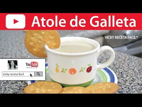 Atole De Mazapan - YouTube