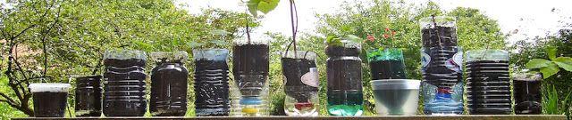 Upcycle station - everything upcycled!: 40 Easy Pet bottle upcycling ideas