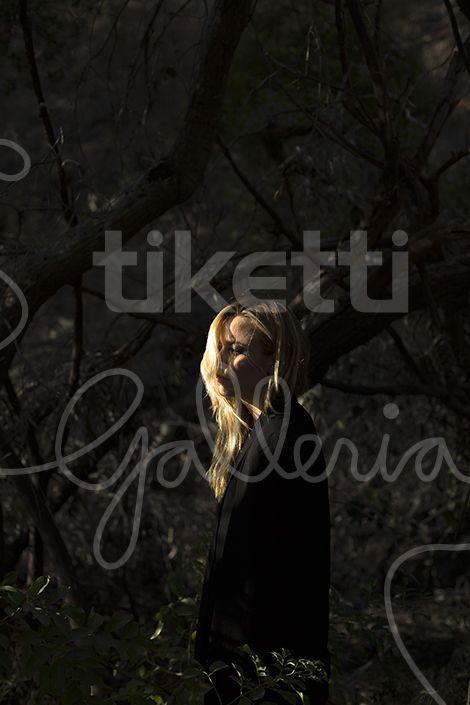 Dark Portraits by Aki Roukala - Vesala
