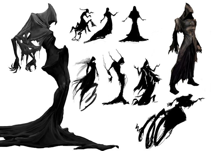 Character Design Silhouette : Best images about rd year games design project on