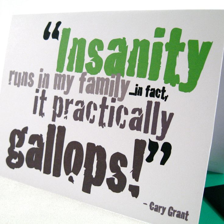 25+ Best Crazy Family Quotes On Pinterest