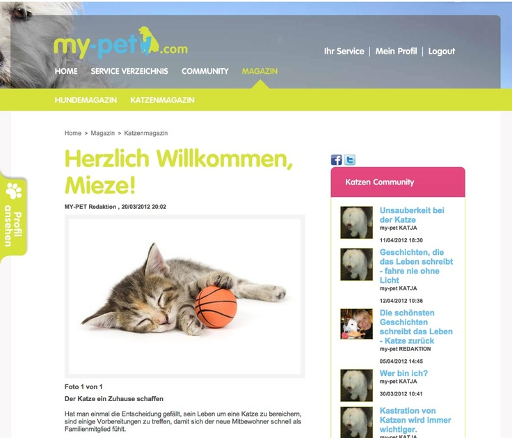 http://www.my-pet.com/Article/ArticleDetail/Grundausstattung-für-Katzen-Herzlich-Willkommen-Mieze/179