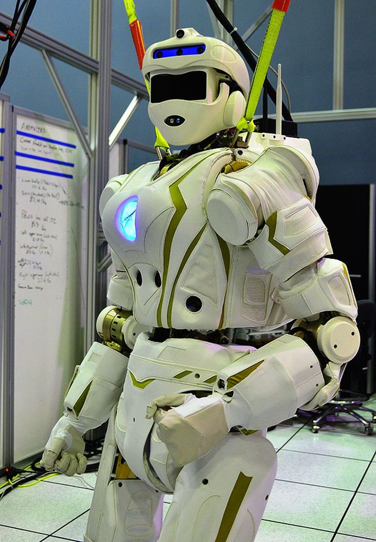 nasa humanoid robot - 736×1059