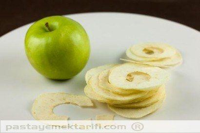 Elma Cipsi resimli yemek tarifi, Çeşitli resimli tarifleri