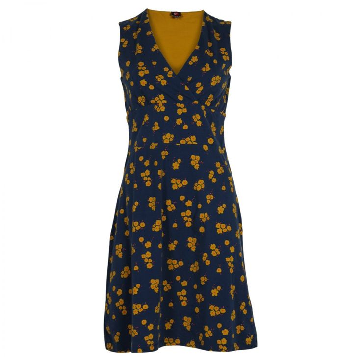 Jurk Mex Blossom Navy | Who's That Girl | Dresses Only