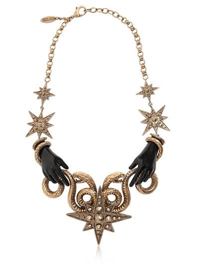 NECKLACES - ROBERTO CAVALLI - LUISAVIAROMA.COM - WOMEN'S FASHION JEWELRY - FALL…