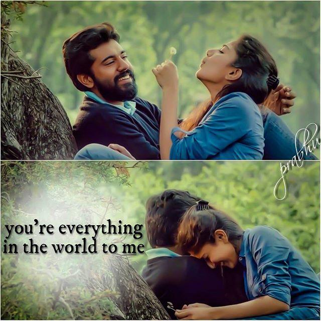 Couples Photo Malayalam Quotes: #premam #malare #nivinpauly #saipallavi #malayalam