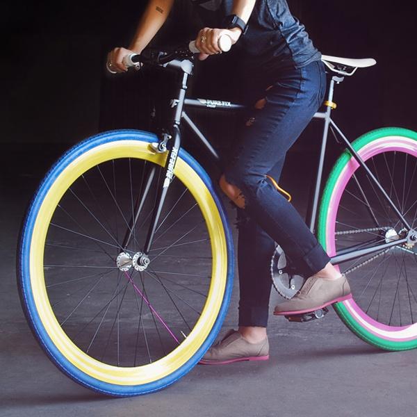 Custom bike by Pure Fix cycles?