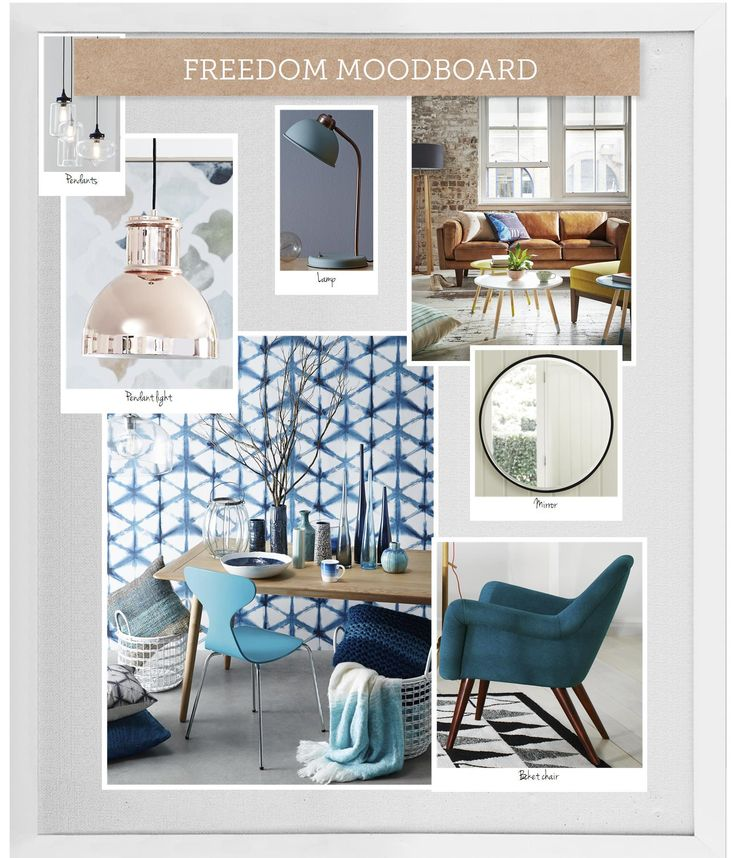 """I've just created this beautiful moodboard using the Home Beautiful app """"Home Love"""". Love it? #homelove #homebeautiful"""