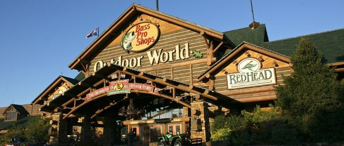 Bass Pro Shops Foxborough Impressive indoor waterfalls, giant aquariums, wildlife mounts, delicious food and more make Bass Pro Shops an attraction for the sporting family. Visit us today at 1 Bass Pro Drive, Foxborough MA or call for more information to Location: 1 Bass Pro Dr, Foxborough, , MA.