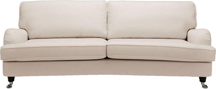 Er det på tide å fornye stua? Finn din nye sofa hos Fagmøbler; velg blant våre flotte modeller eller bygg din helt egen modulsofa.Loke 3seterstoff Bella