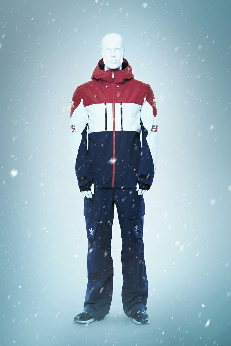 316191 adidas Team Great Britain Kit for Sochi Olympics