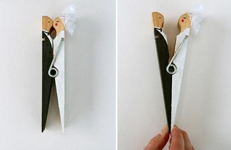 Detalle de boda original