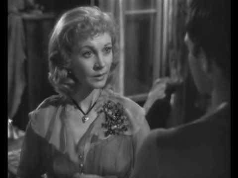 Blanche meets Stanley (lucky girl)...ohhh Brando.  A Streetcar Named Desire