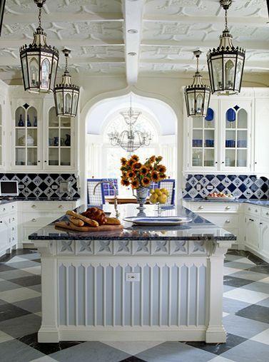 30 Amazing Design Ideas For A Kitchen Backsplash: 616 Best Images About KITCHEN IDEAS On Pinterest