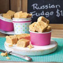 Russian Fudge