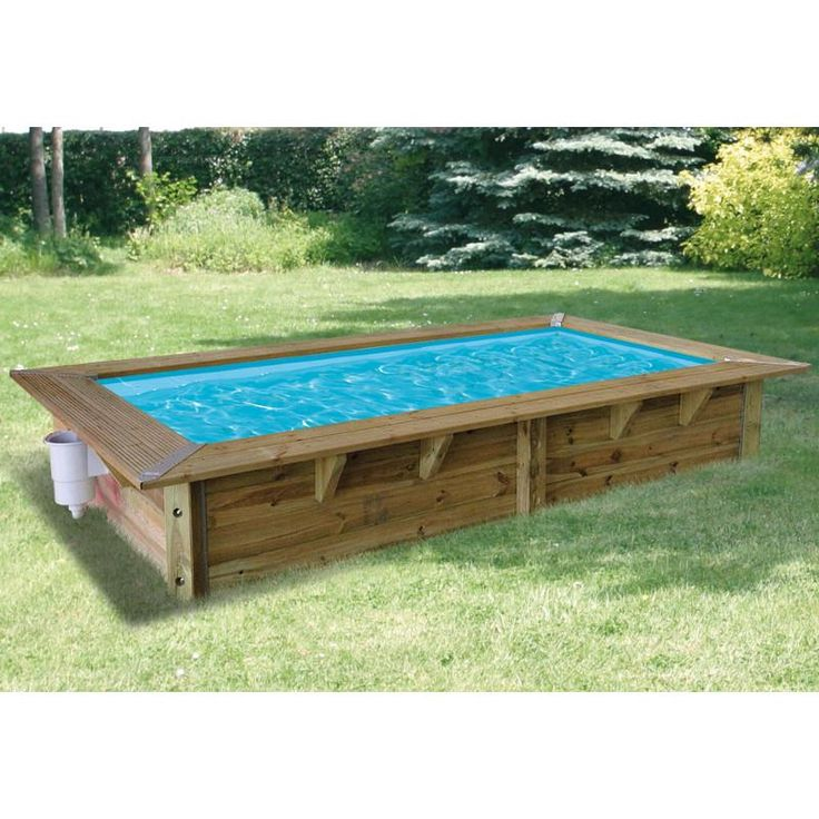 Best 25 liner piscine hors sol ideas on pinterest for Piscine hors sol liner 75 100