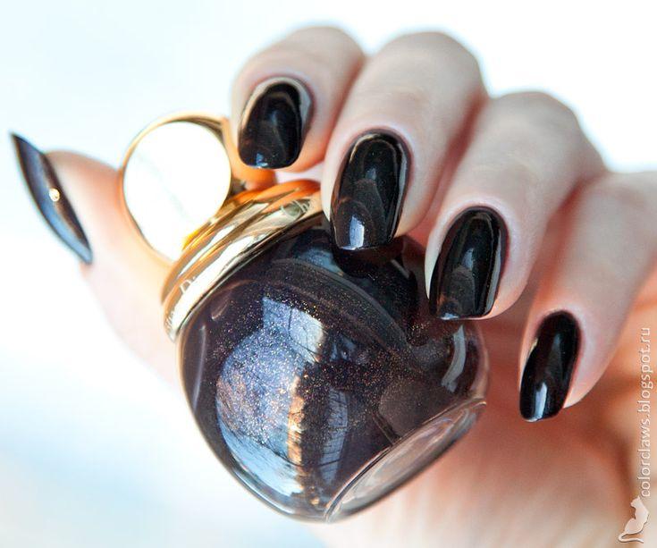 341 mejores imágenes de Dark nails en Pinterest | Uñas oscuras, Blog ...