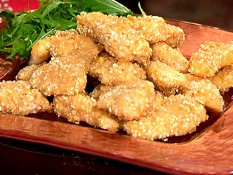 Hemhjorda chicken nuggets smakar alltid bättre.