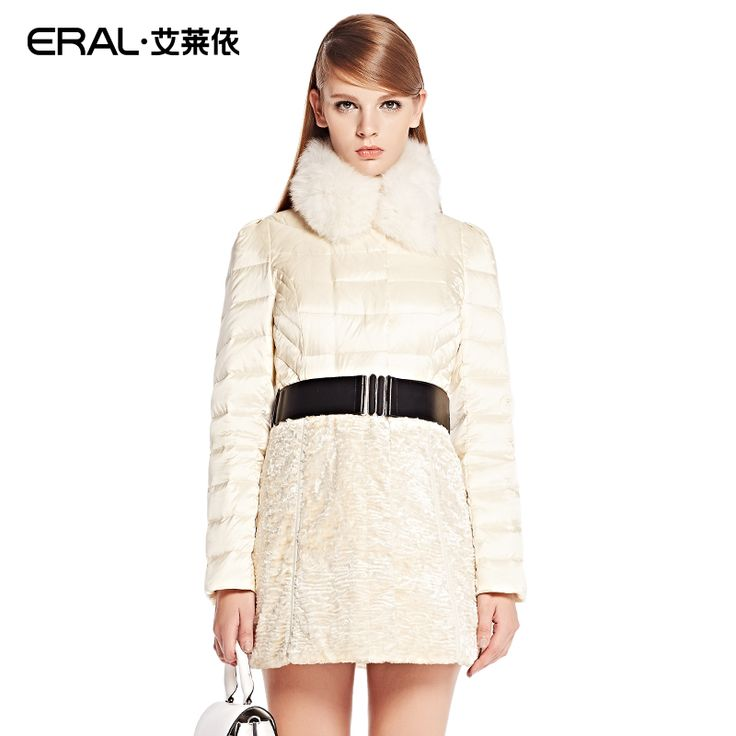 Find More Information about ERAL 2014 Winter Coat Women's Slim Elegant Embossed Patchwork Thick Long Down Jacket with Fox Fur Collar Plus Size ERAL6027C,High Quality jacket coat women,China coates transport Suppliers, Cheap coat vest from ERAL Overseas Store on Aliexpress.com