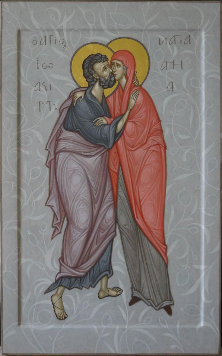 Joachim & St Ann