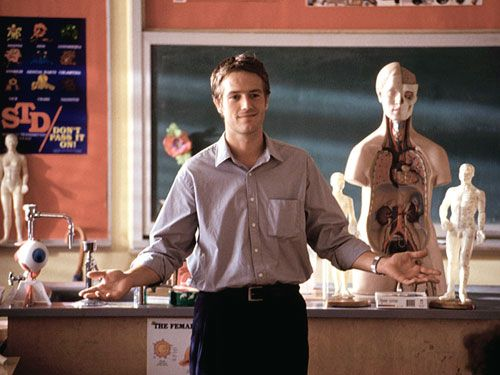 Sam Coulson, Never Been Kissed