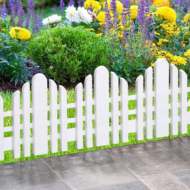 Resultado De Imagen De Cercos De Jardin De Madera Garden Yard Ideas Garden Wall House Plants Indoor